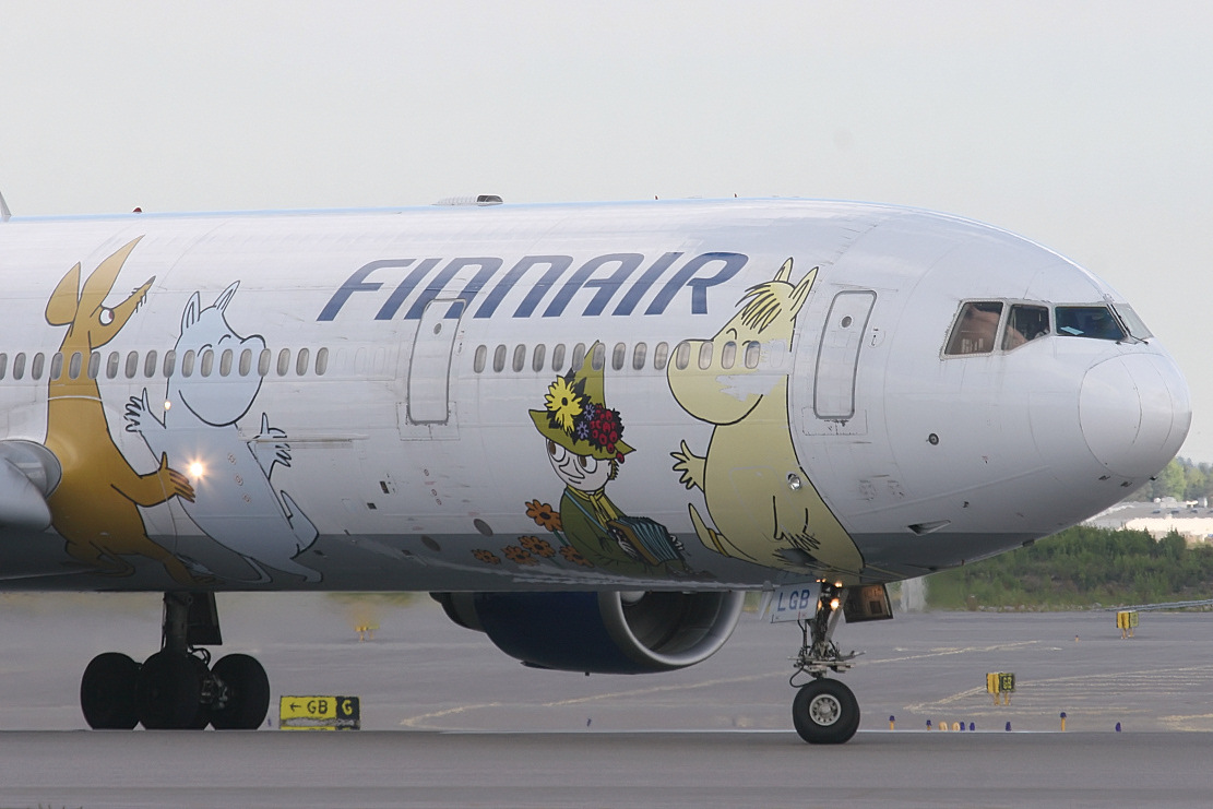 Moomin Airlines