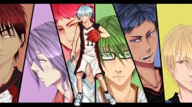 Kuroko no basket wallpaper by HaruChizu
