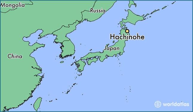 Hachionohe