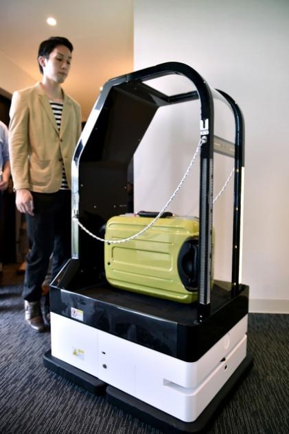 transporter robo